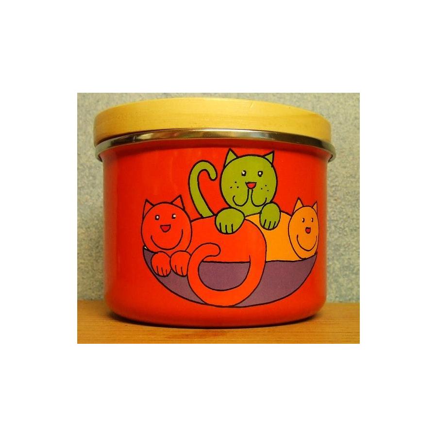 Cukornička smalt mačky (oranžová)