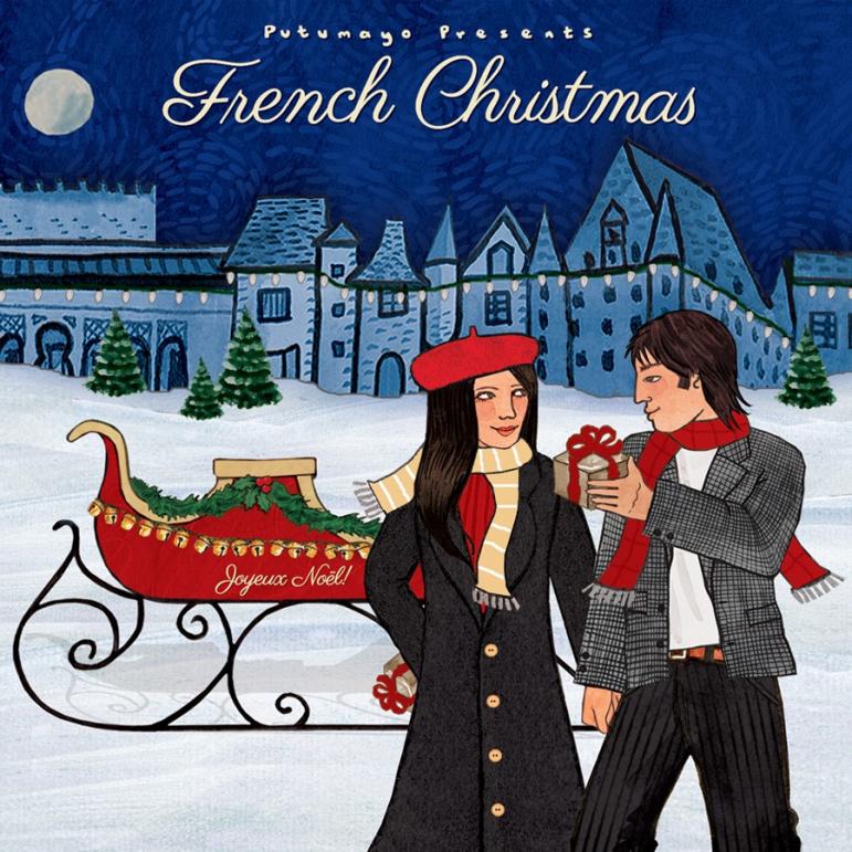 CD French Christmas