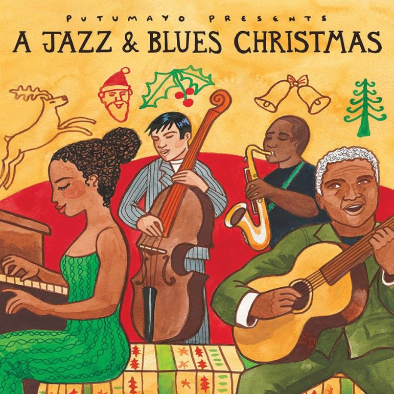 CD Jazz & Blues Christmas
