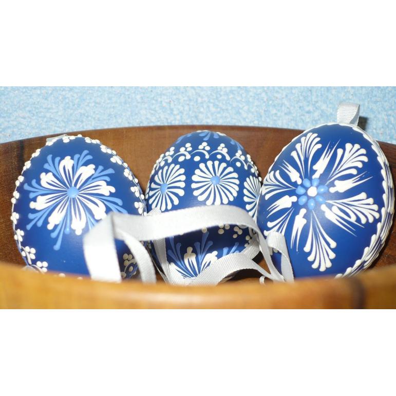 Kraslica vosková (modrá)