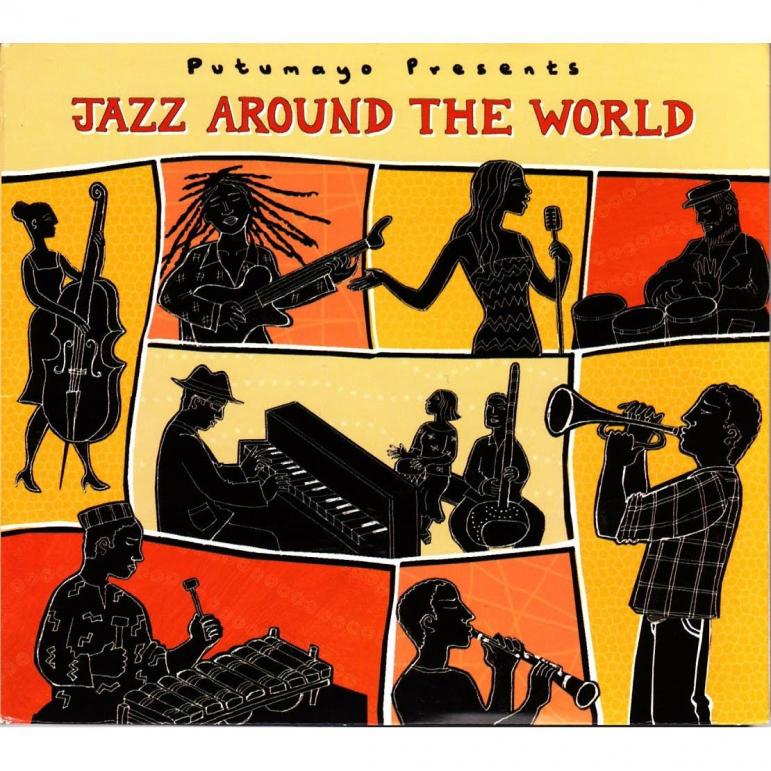 CD Jazz around the world