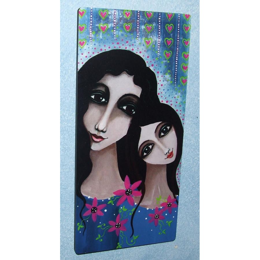 Obrázok Matka s dcérou
