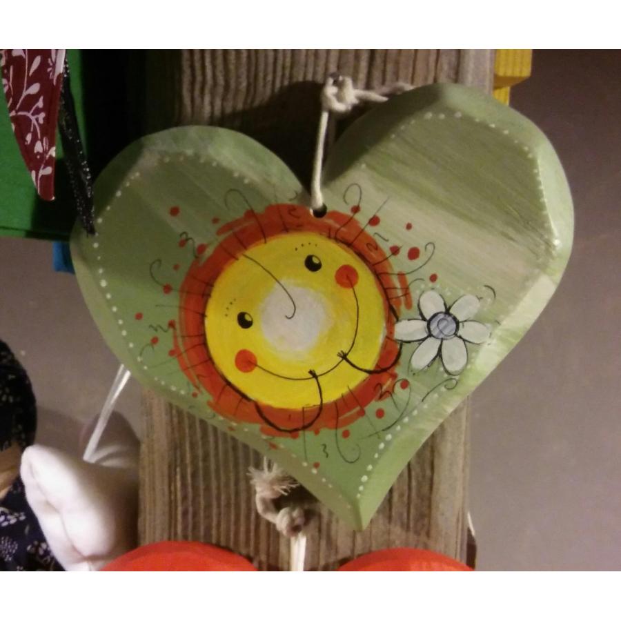 Srdce masív stredné (zelené)