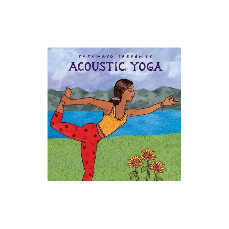 CD Acoustic Yoga