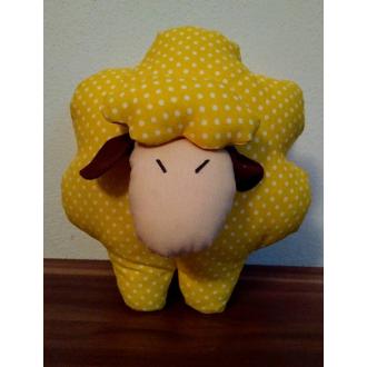 Veľkonočná ovečka žltá