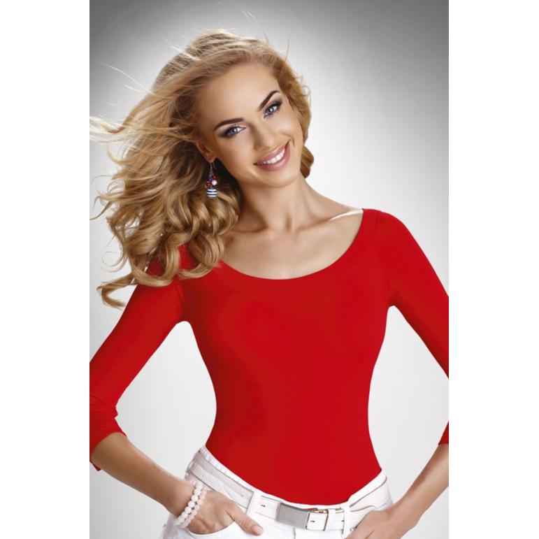 Dámske tričko Eleni (červené)