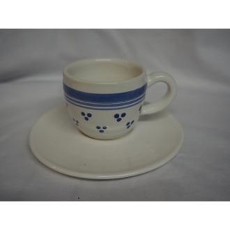 Šálka s podšálkou Cappuccino (motív 2)