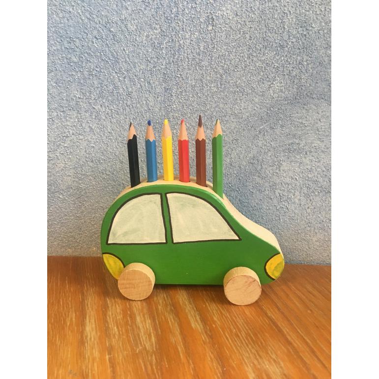 Pastelníček auto
