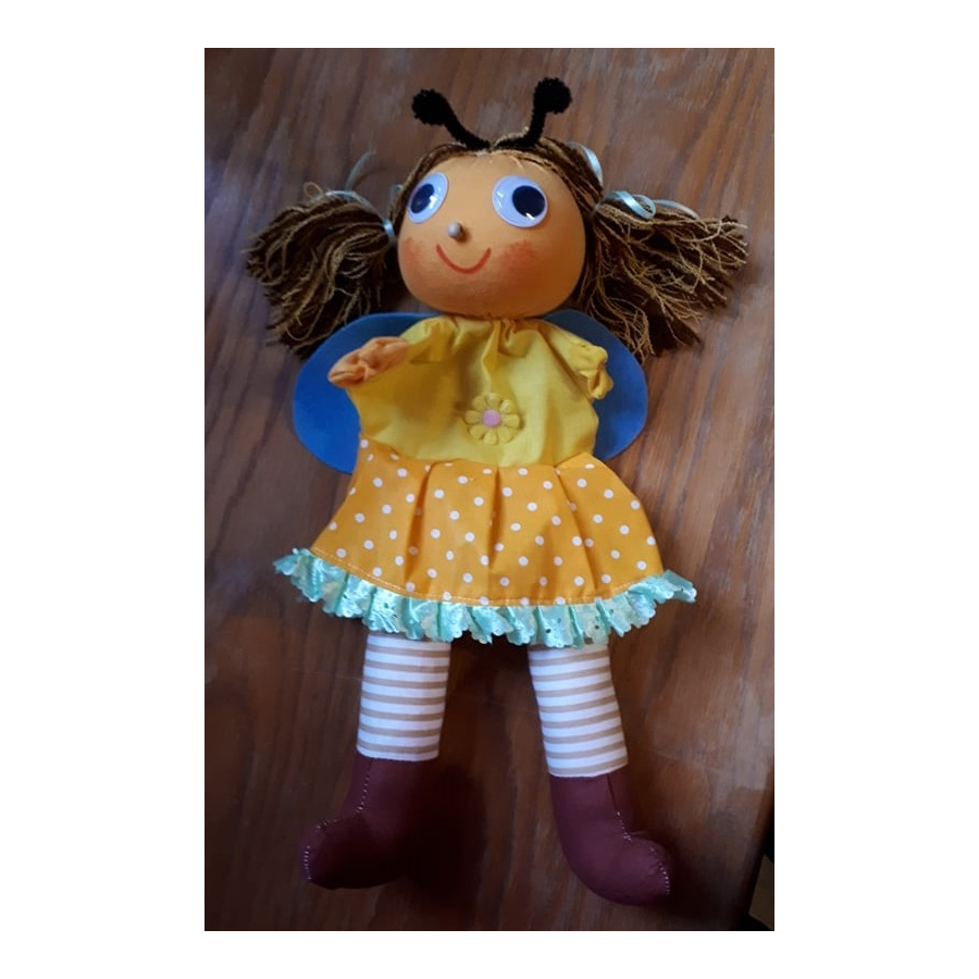 Maňuška Včielka