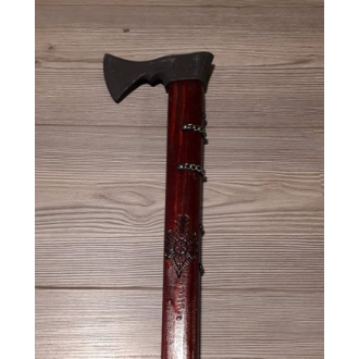 Valaška kovová 90 cm