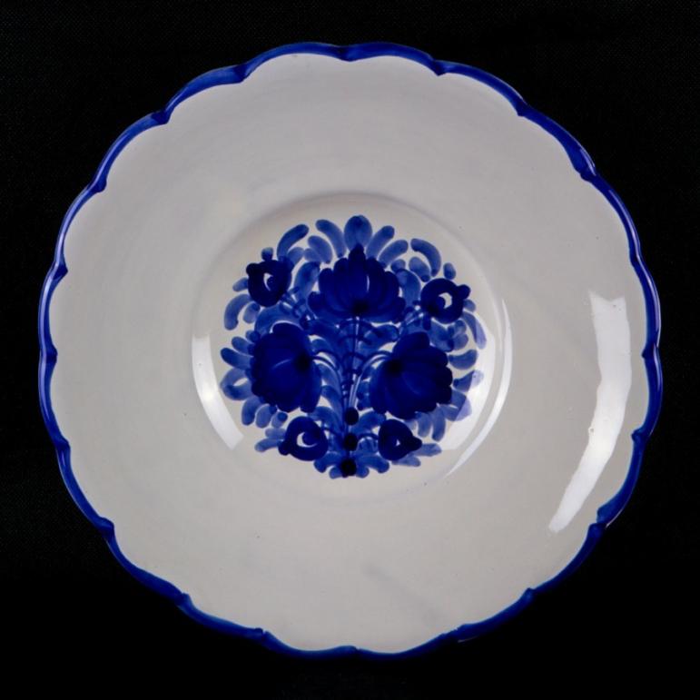 Ozdobný tanier (Gréta)