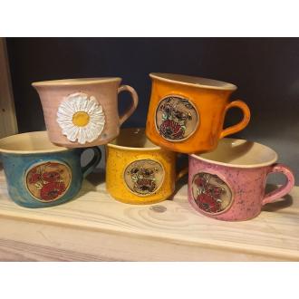 Keramické poháre