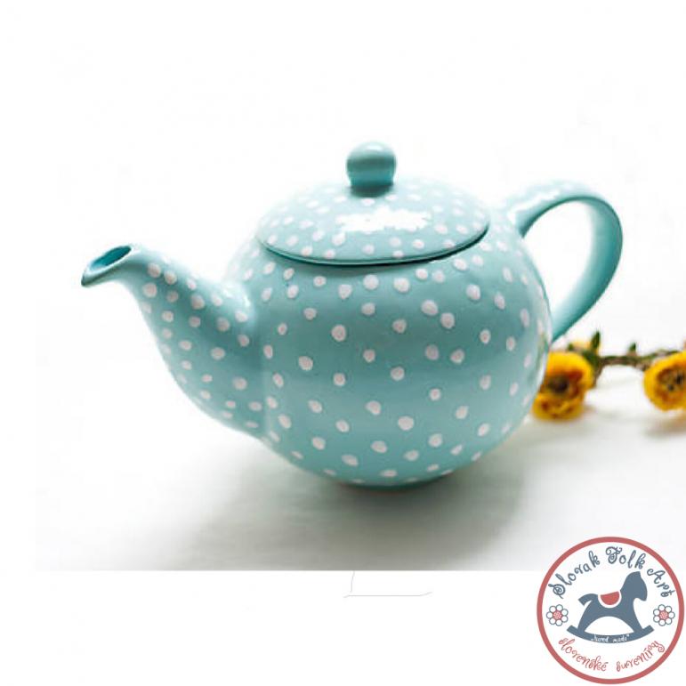 Tea kettle Romantic mentol