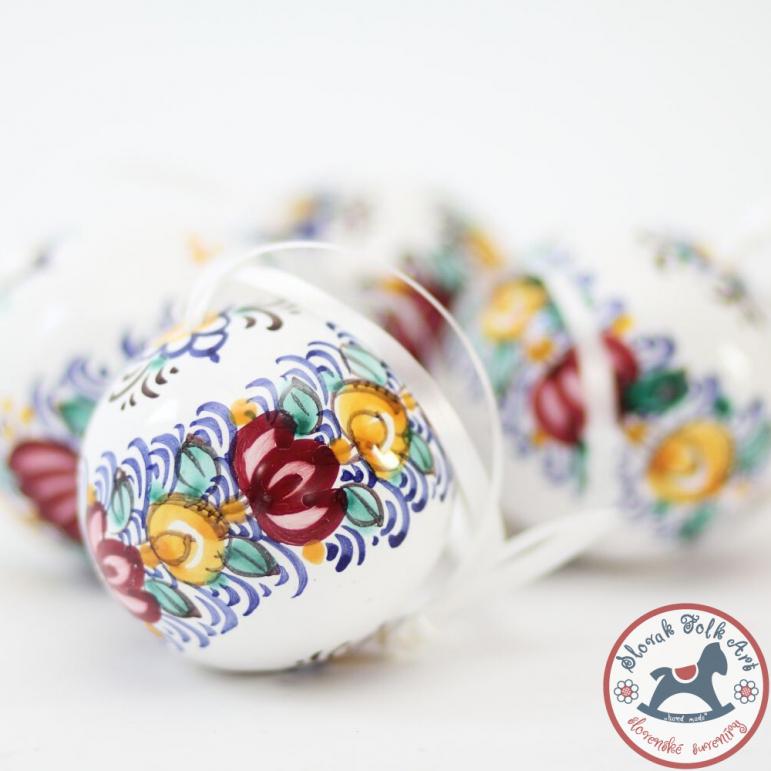 Christmas ball haban design