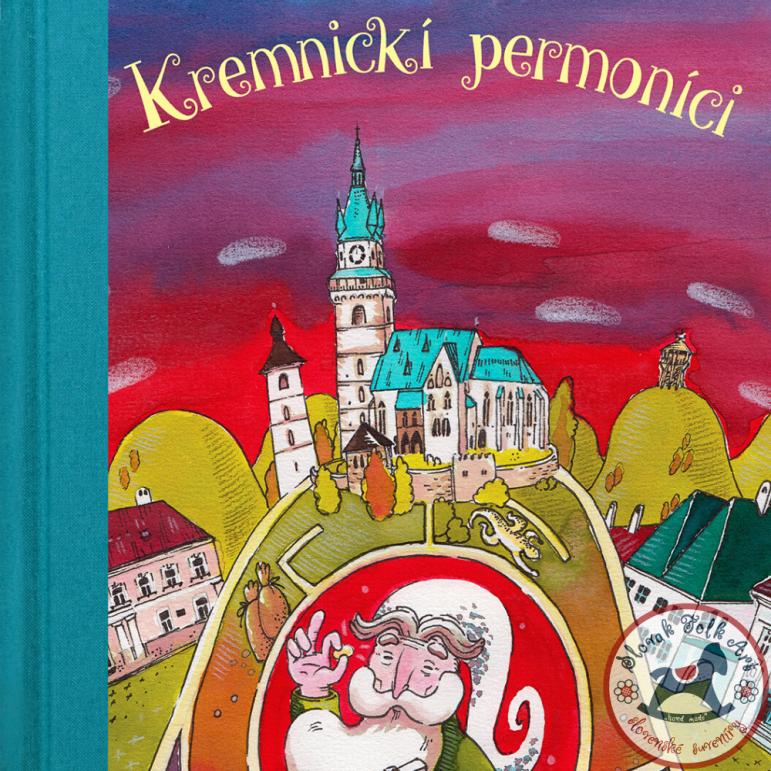 Kniha Kremnickí permoníci, Zuzana Boďová