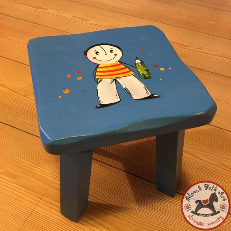 Wooden chair Boy