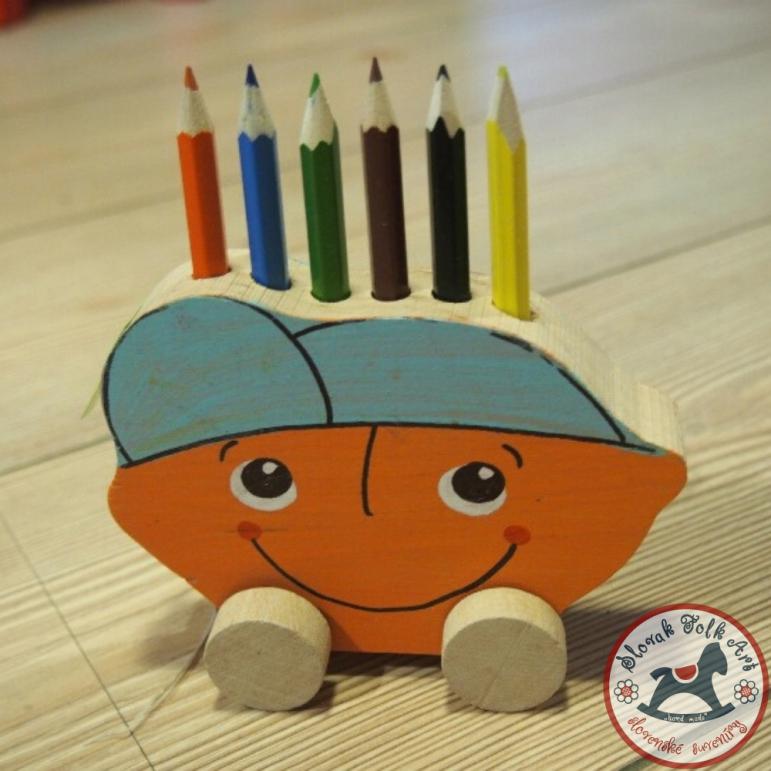 Pencil stand - boy