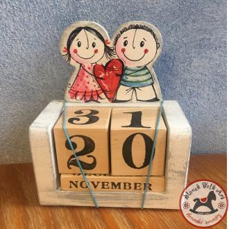 Kalendár Deti