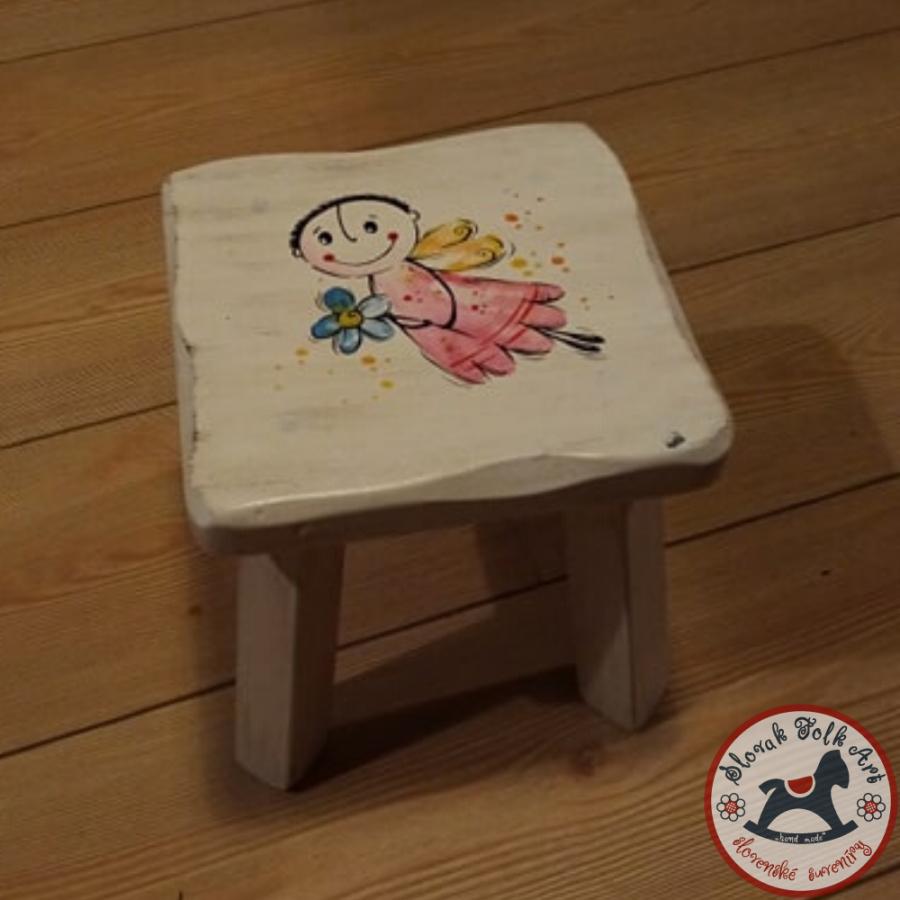 Wooden chair Angel