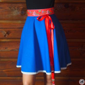 Skirt Blue Sky
