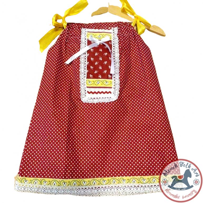 Girl´s dress red