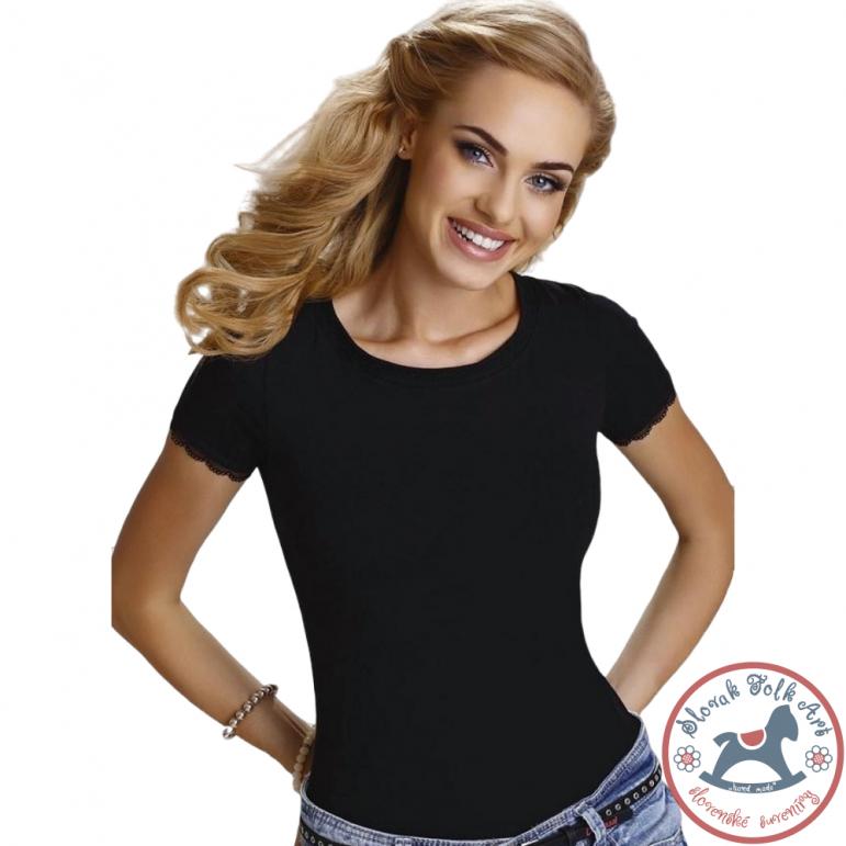 Women´s T-shirt Arabella (black)