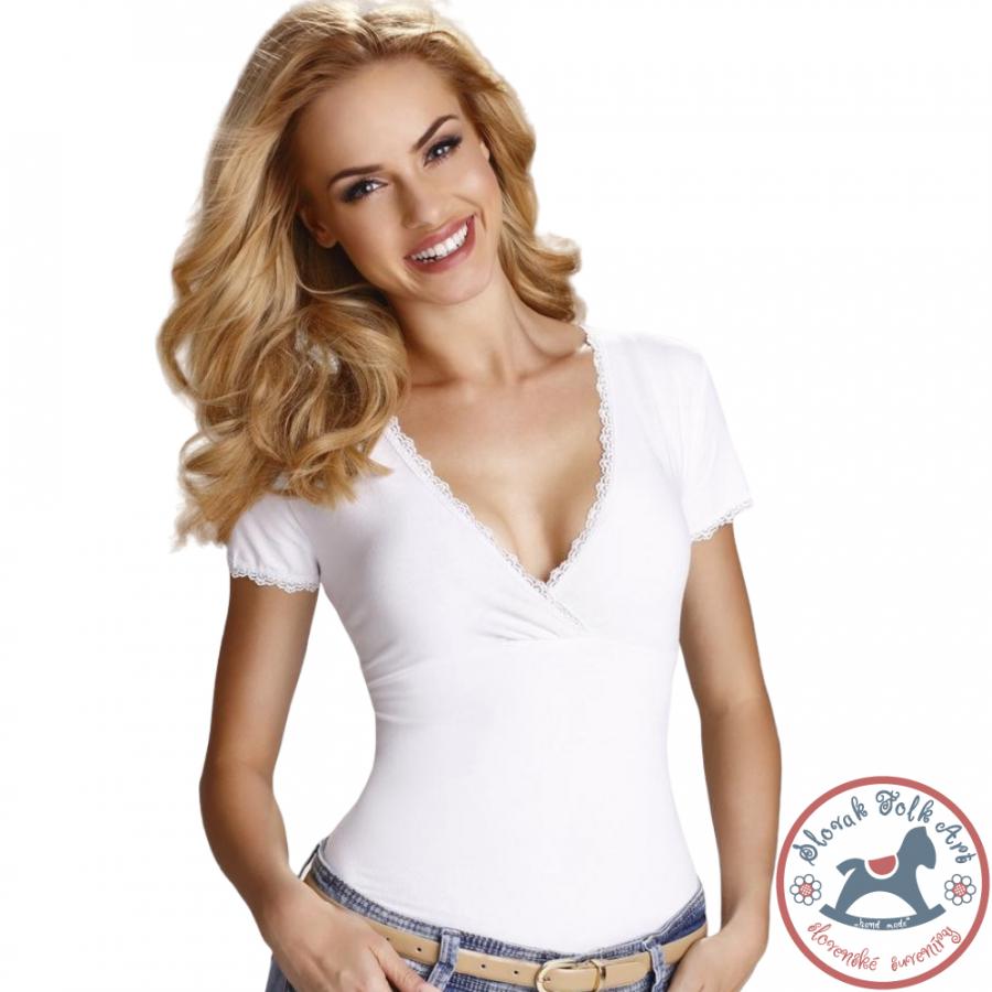 Dámske tričko Dolly (biele)