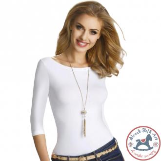 Dámske tričko Rita (biele)