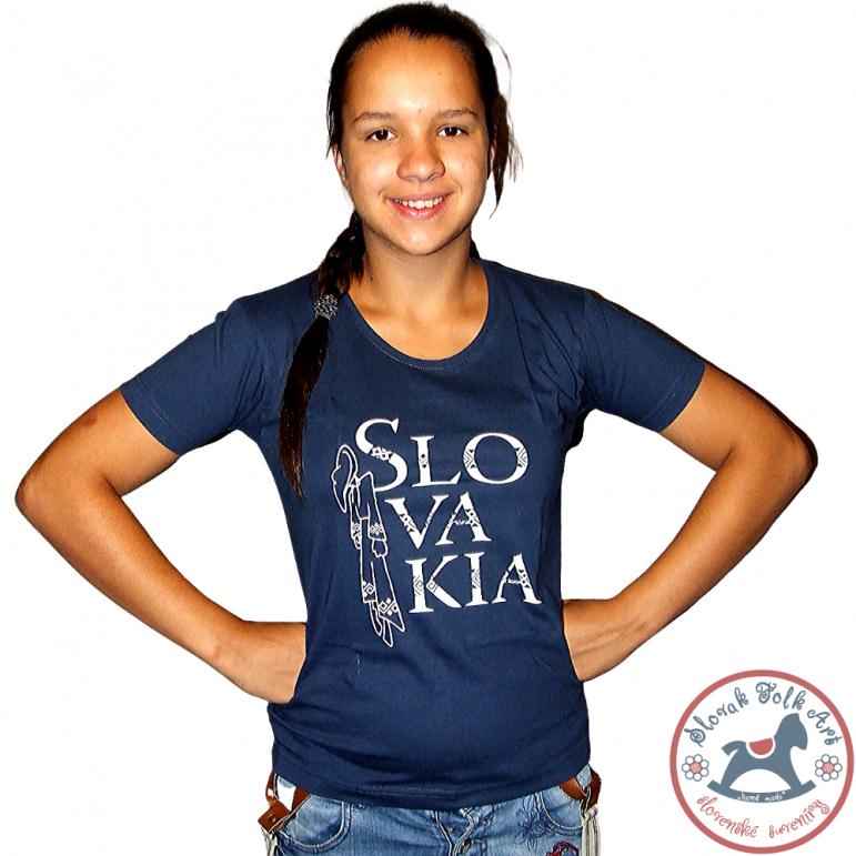 Women´s T-shirt with Jánošík