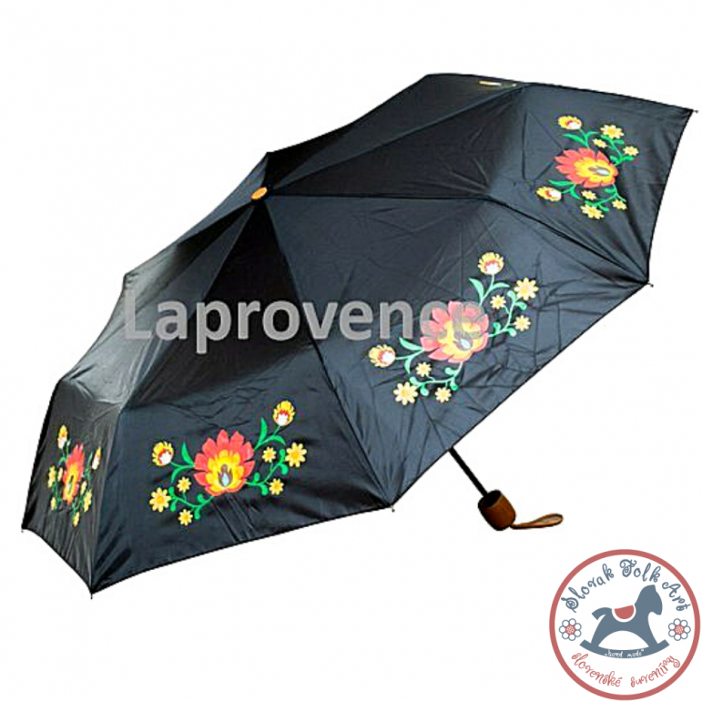 Folklore umbrella black
