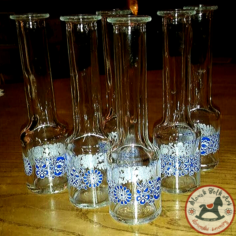 Glass 50 ml Slovak Style