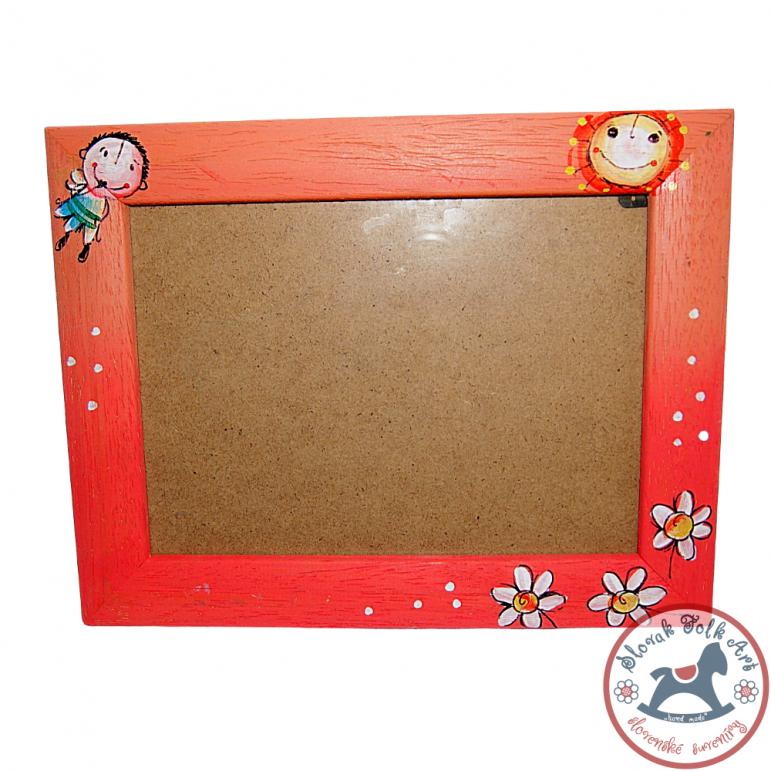 Photo frame (pink)