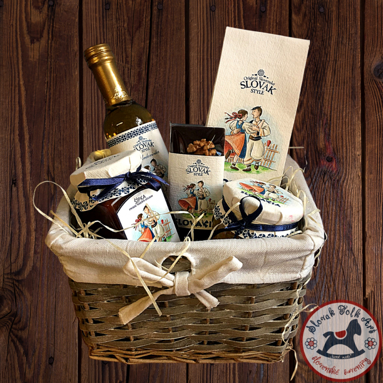 Gift basket small - variant 2