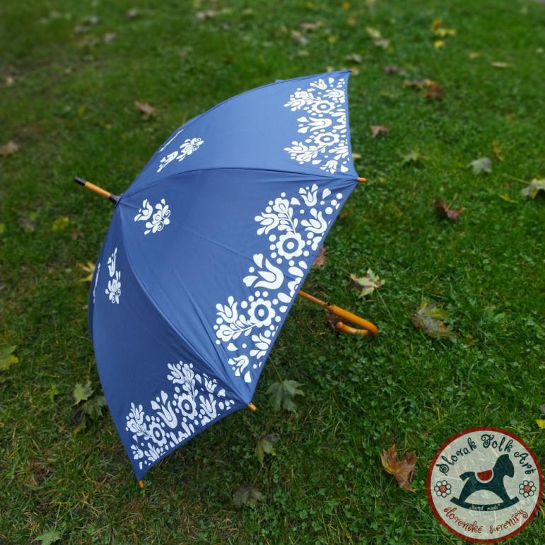 copy of Folklore umbrella white