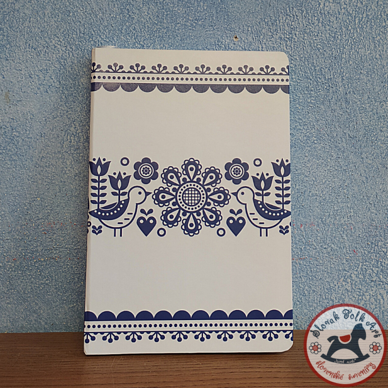 Notebook Blue birds