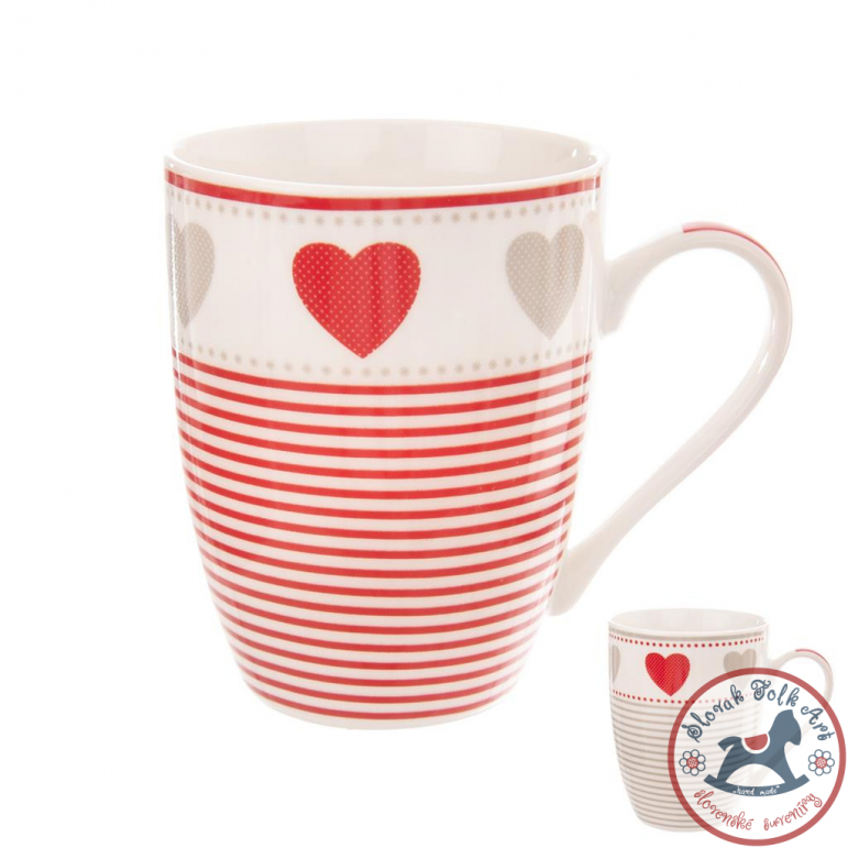 Mug 0,35l Red Link