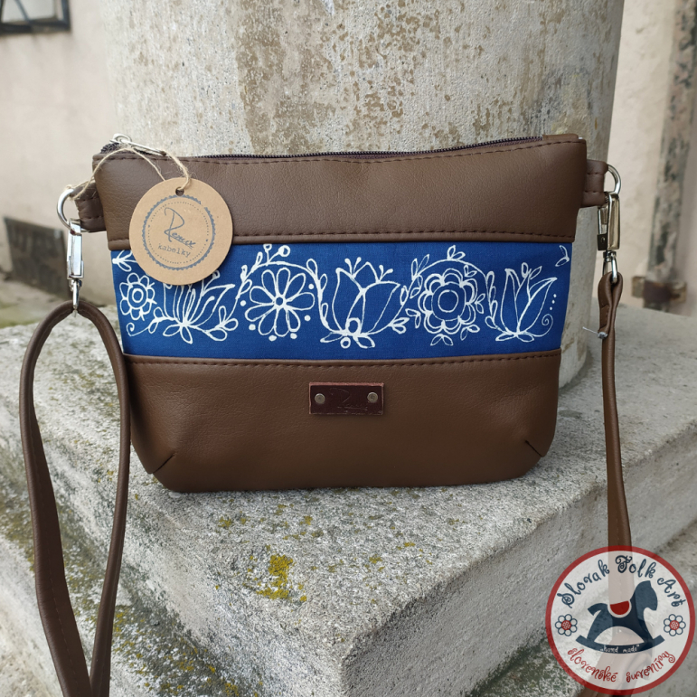 Handbag Lea (brown)
