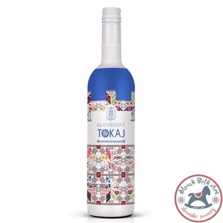 Tokaj wine Urban - Lipovina semisweet