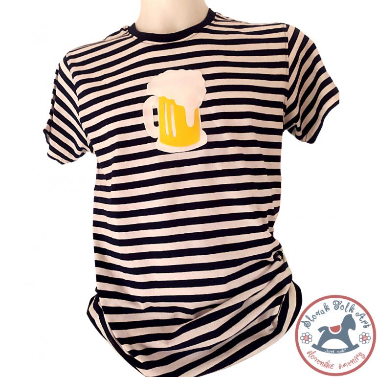 Men´s whistling T-shirt (beer)