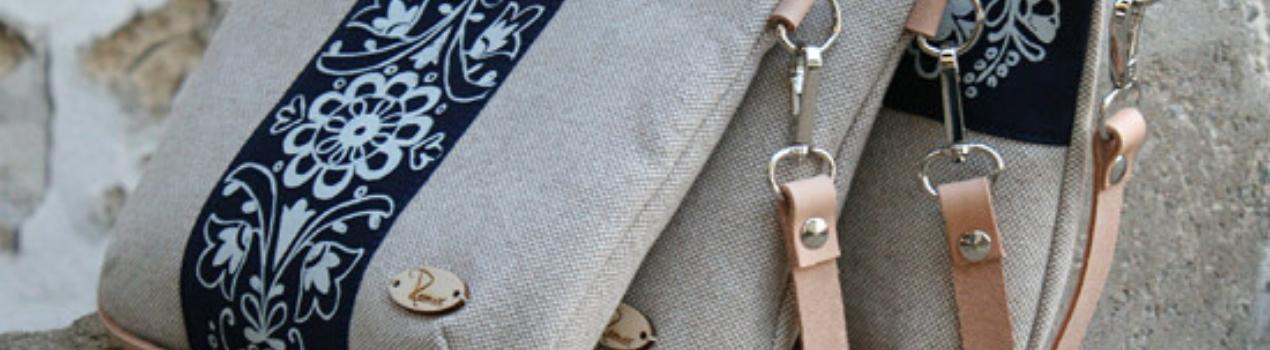 Folklórne tašky a kabelky