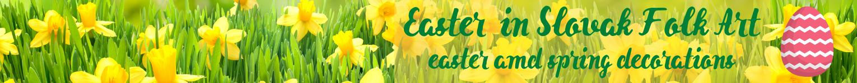 Easter in Slovak Folk Art