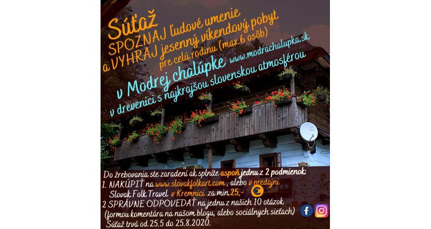 Letná súťaž o jesenný pobyt!