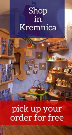 Shop in Kremnica